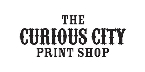 The Curious City Print Shop